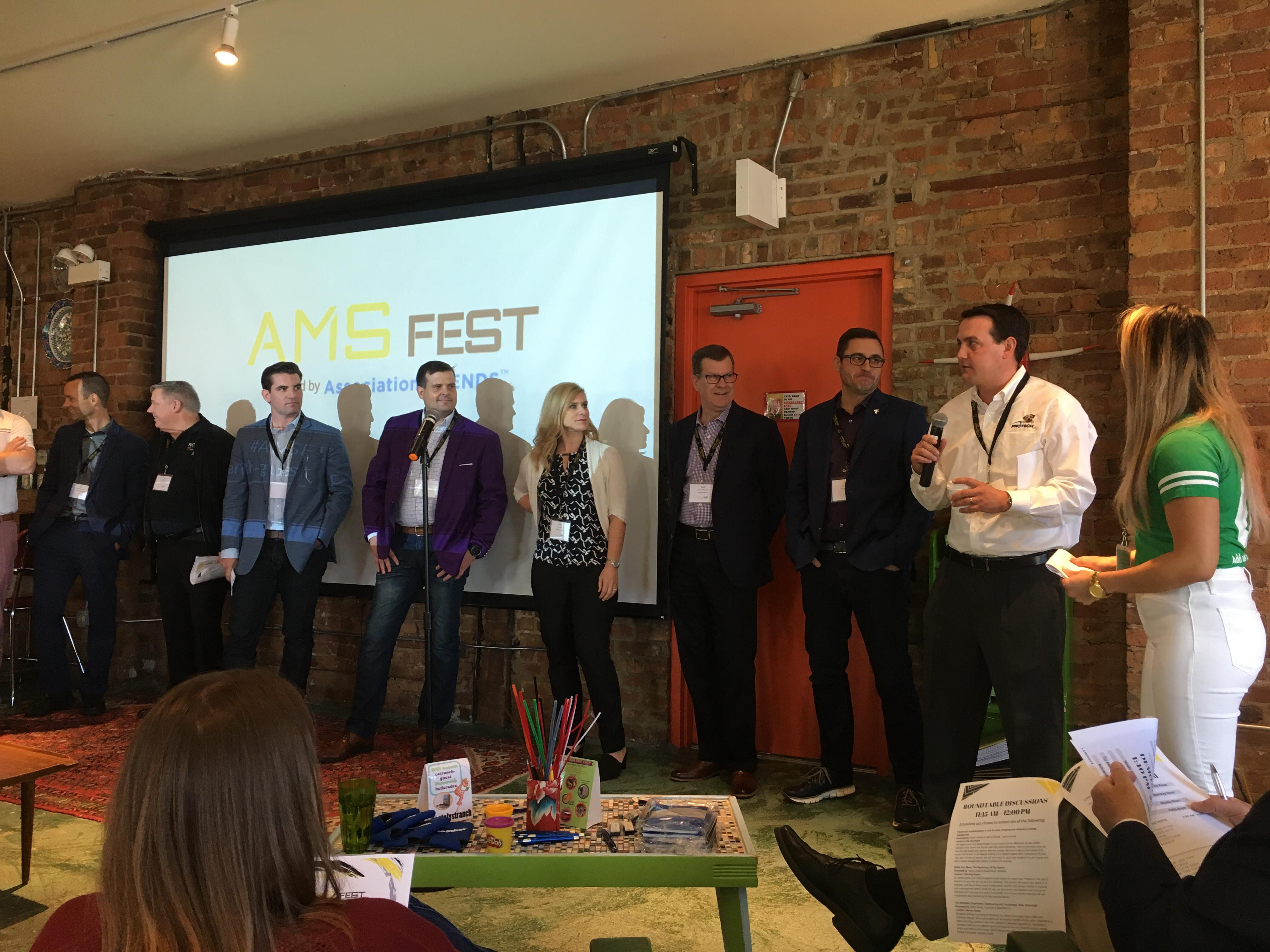 Association TRENDS Takes AMS Fest 2018 in Chicago, IL