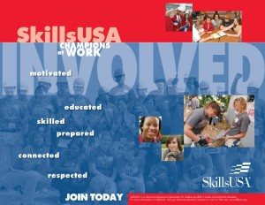 2009-10 SkillsUSA Membership Kit