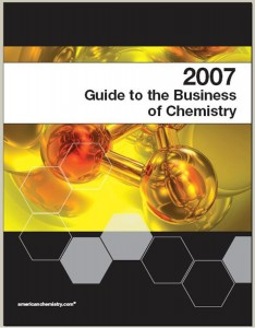 2007 Guide to the Business of Chemistry