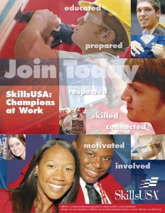 SkillsUSA 2007-08 Membership Kit