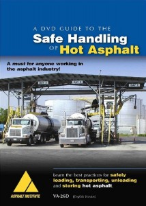 A DVD Guide to the Safe Handling of Hot Asphalt