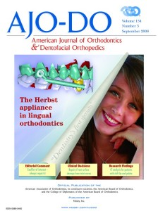 American Journal of Orthodontics and Dentofacial Orthopedics