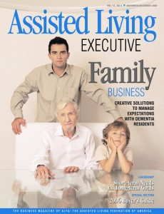 Assisted Living Executive