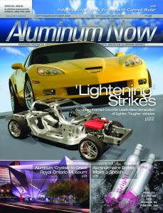 Aluminum Now magazine