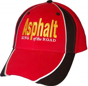 Asphalt - King of the Road Hat