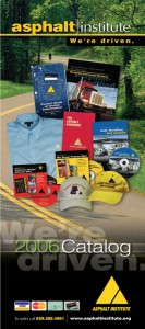Asphalt Institute 2006 Catalog