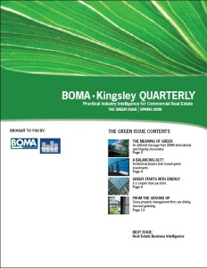 BOMA/Kingsley Quarterly - view at