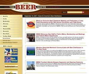 The Beer Route bi-weekly membership