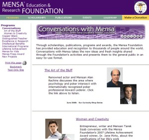 Mensa Foundation