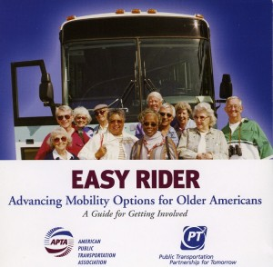 'Easy Rider' Advancing Mobility Options for Older Americans - A Guide for Getting Involved