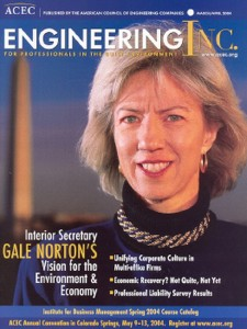 Engineering Inc. (March/April 2004)