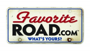 FavoriteRoad.com Vehicle Graphic/Magnet