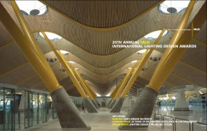 IALD International Lighting Design Awards 25th Anniversary Commemorative Brochure