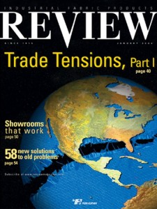 Industrial Fabric Products Review, January 2004