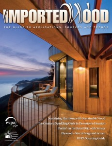Imported Wood: The Guide to Applications, Sources & Trenda