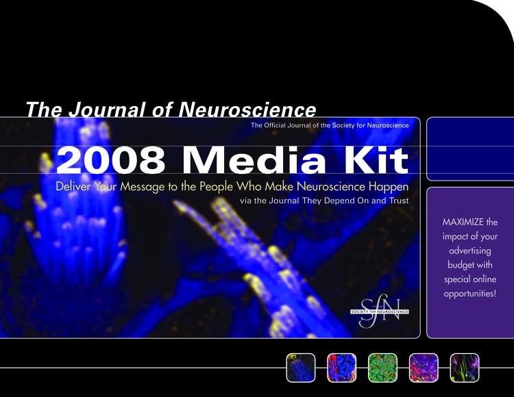 The Journal of Neuroscience 2008 Media Kit