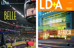 Lighting Design + Application magazine