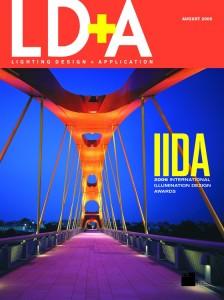 Lighting Design + Application magazine