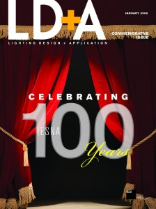 Lighting Design + Application magazine, Centennial Commemorative Issue