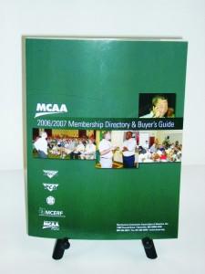 MCAA 2007 Membership Directory