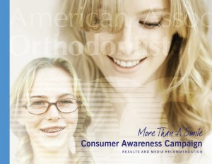 More Than a Smile - Consumer Awareness Campaign - Results and Media Recommendation