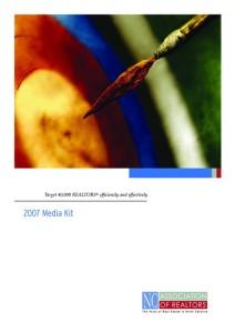 2007 Media Kit
