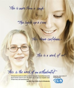 """More Than a Smile"" Poster"