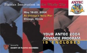 SPE: ANTEC 2004 ADVANCE PROGRAM mailer