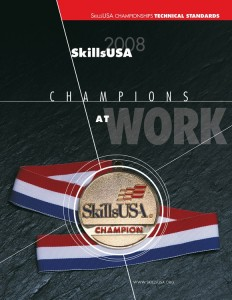 2008 SkillsUSA Championships Technical Standards