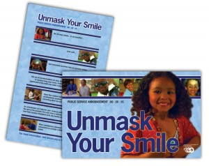 Unmask Your Smile - TV PSA