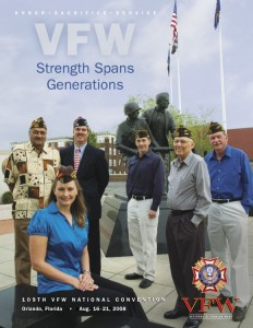 VFW Strength Spans Generations