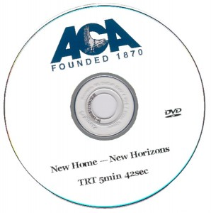 New Home - New Horizons (dvd)