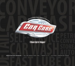 2006 Car Care World Expo - Clean Up in Vegas - Registration Program