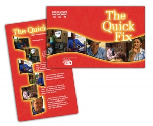 &quot;The Quick Fix&quot;