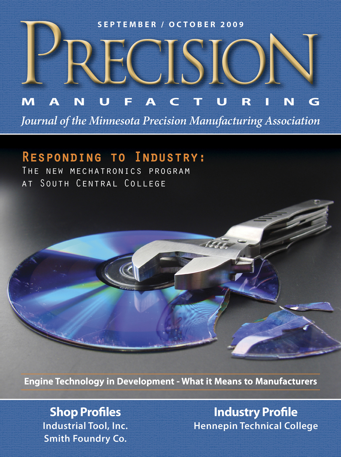 Precision Manufacturing Journal