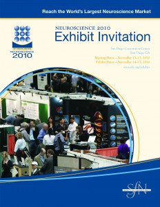 SfN Annual Meeting Exhibit Invitation