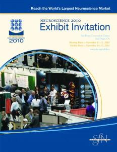 SfN Annual Meeting Exhibit Invitation
