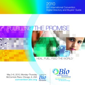 2010 BIO International Convention Digital Directory & Buyers' Guide