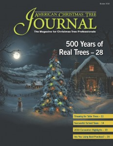 American Christmas Tree Journal