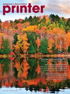 America's Association Printer Magazine