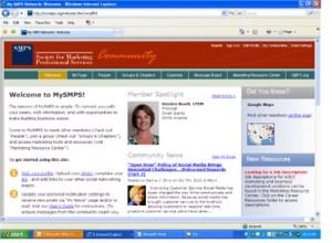SMPS Community Site