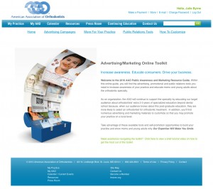 Advertising/Marketing Online Toolkit