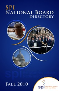 SPI National Board Directory - Fall 2010