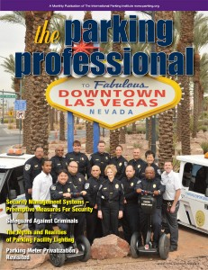 The Parking Professional, March 2010