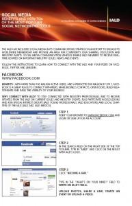 IALD Social Media Strategy