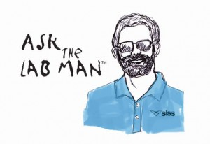 SLAS The Lab Man Podcast Series