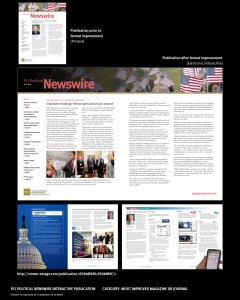 PCI Political Newswire