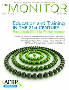 THE MONITOR, February 2011 issue