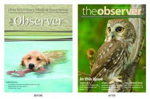 The OVMA Observer - Bi-monthly newsletter