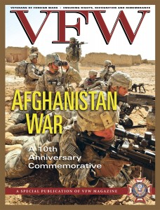 Afghanistan War: 10th Anniversary